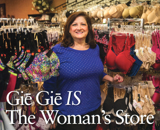 Gie Gie Lingerie & Breast Care